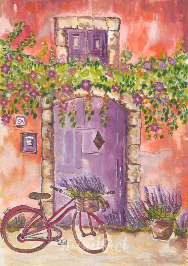 'En Provence'